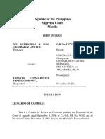 Rothschild vs Lepanto.docx