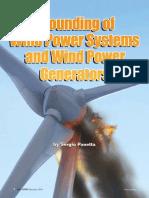 IAEI News Grounding of Wind Power (1)