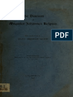 Diarium Magister Johannes Kelpius