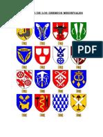 Símbolos de Los Gremios Medievales