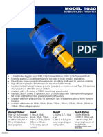 Model 1020 Brochure