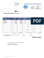 Sales Tax Invoice-UET