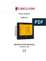 CVM C10 Manual