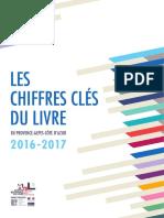 Les chiffres clés du livre en Provence-Alpes-Côte d'Azur 2016-2017