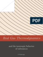 Real Gas Thermodynamics