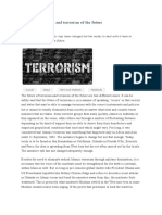 Future of terrorism and terrorism of the future.pdf