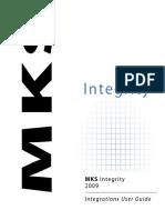 Integration s User Guide 2009