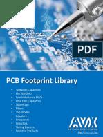 AVX Footprint Library