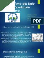 El socialismo del Siglo XXI(expo).pptx