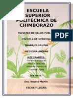 Plantas Medicinales MEDICINA ANDINA
