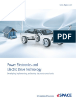 DSPACE Power-Electronis and Electric-Drives 2016 English1