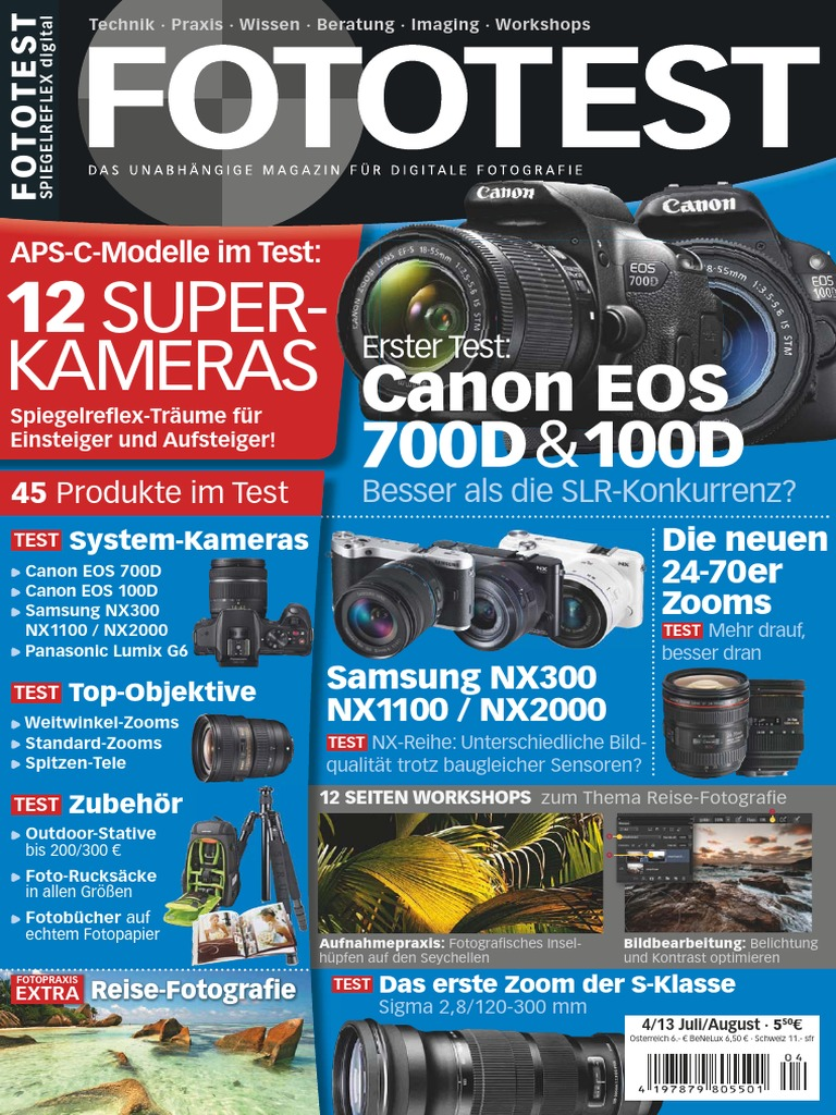 big sale ba7f3 ec2ba Fototest 2013-4 Epaper