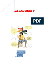 What Aftr SSLC
