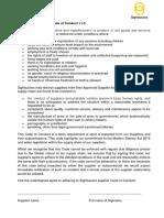 Sightsavers Code of Conduct v1.0