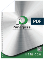Catalogo Panegossi 2018