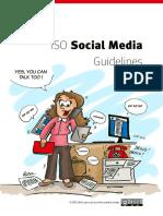 Iso Social-media Guidelines