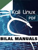 Bilal Ahmed Shaik Kali Linux