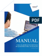 Manual Para Elaboracao de Questoes 2017