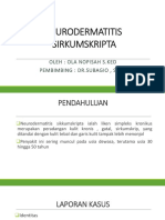 Ppt Neurodermatititis Ola