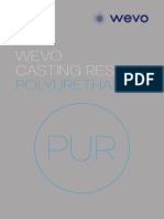 Overview PUR Casting Resins 171005