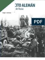 002 El Ejercito Aleman en La Invasion de Rusia