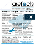 Barefacts (2005-2006) - 9 (Election Special supplement)