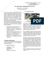 informe 5 mantenimiento