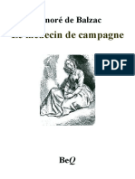 Balzac-Le Medecin de Campagne