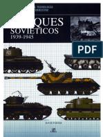 Tanques Soviéticos 1939 - 1945