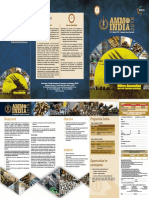 Brochure AMMO India 2018