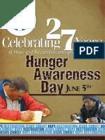 Summer 2008 Helping Hands Newsletter, Visalia Rescue Mission