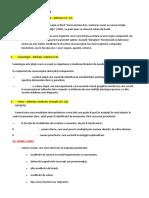 Subiecte Semiologie 2015 Rezolvate