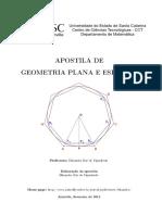 Apostila Figuras Planas e Espaciais