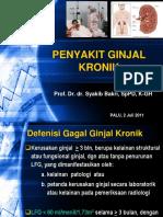 Penyakit Ginjal Kronik