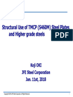 4.Jan9 (Corrected Handout) Higher Grade Steels JFES OKI-1
