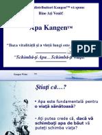 Prezentare Apa Kangen PP Actualizat31.08.2012