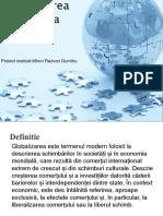 Globalizarea Economica Miro Razvan Dumitru 105