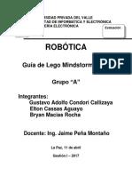 Lab Robotica Guia Lego