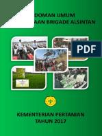 Pedum Brigade Alsintan 2017