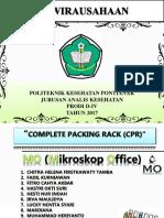 Complete Package Rack