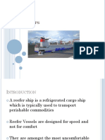 Reefer Ships Powerpoint