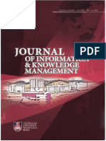 Journal of Knowledge Management