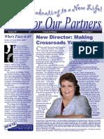 Summer 2005 Crossroads Mission Newsletter