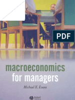 Macroeconomics for Managers[1]