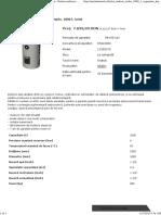 Boiler Indirect Cu 1 Serpentina Hajdu 1000 l