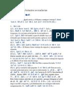 Escandinava Variantes Secundarias Dd6 y Dd8 Cf6