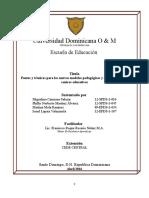Libro Final Primer Modulo Educación Mención Informática. O&M