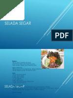 Selada Segar