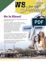 Spring 2008 Crossroads Mission Newsletter