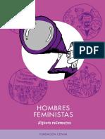 Cómic Feministas Parte I Referentes Pliego.compressed